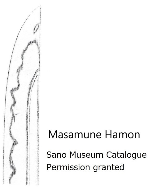 17 Masamune Hamon