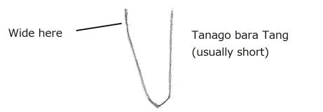 20 Tanago Bara
