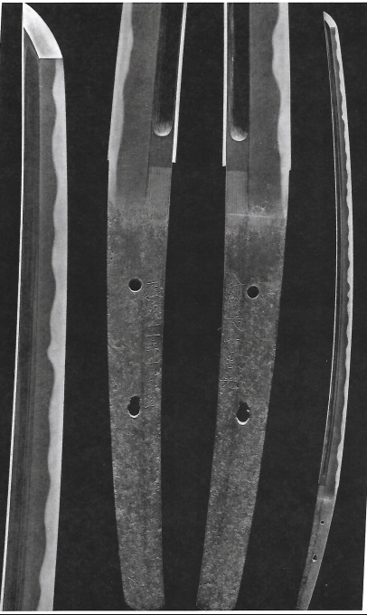 22 Muromachi sword from Sano