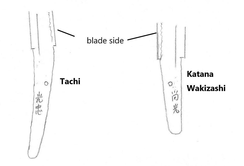 22 tachi & Katana