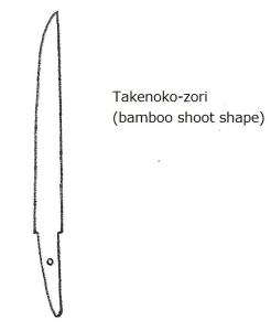 13 Middle Kamakura Period Tanto