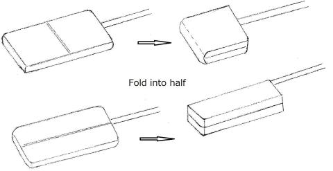 32 folding drawing
